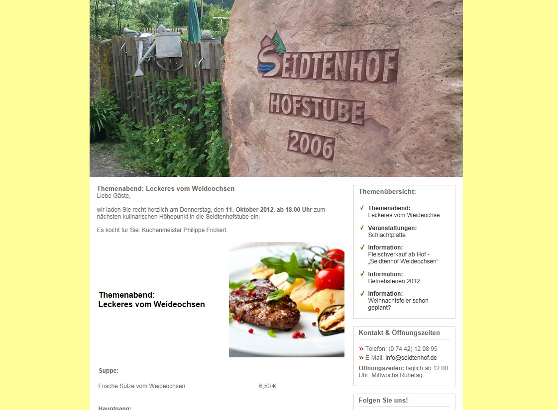 newsletter_seidtenhof